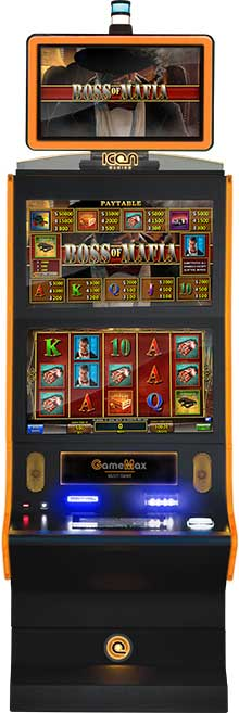 game screens bossofmafia cabinet
